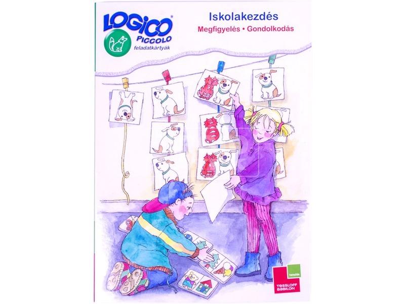 LOGICO Piccolo 3301 - Iskolakezdés: Megfigyelés