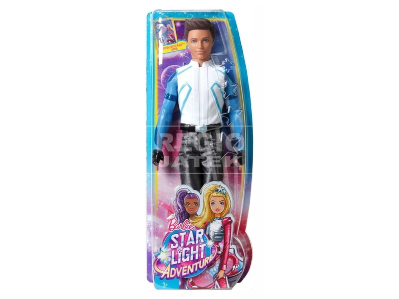 Barbie: Csillagok között Galaxisfiú baba - 29 cm