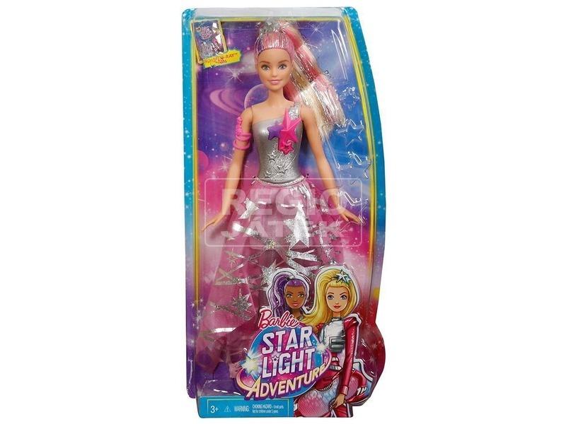 Barbie: Csillagok között csillagruhás baba - 29 cm