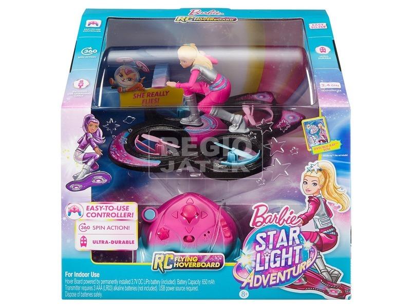 Barbie: Csillagok között Sally légdeszkával