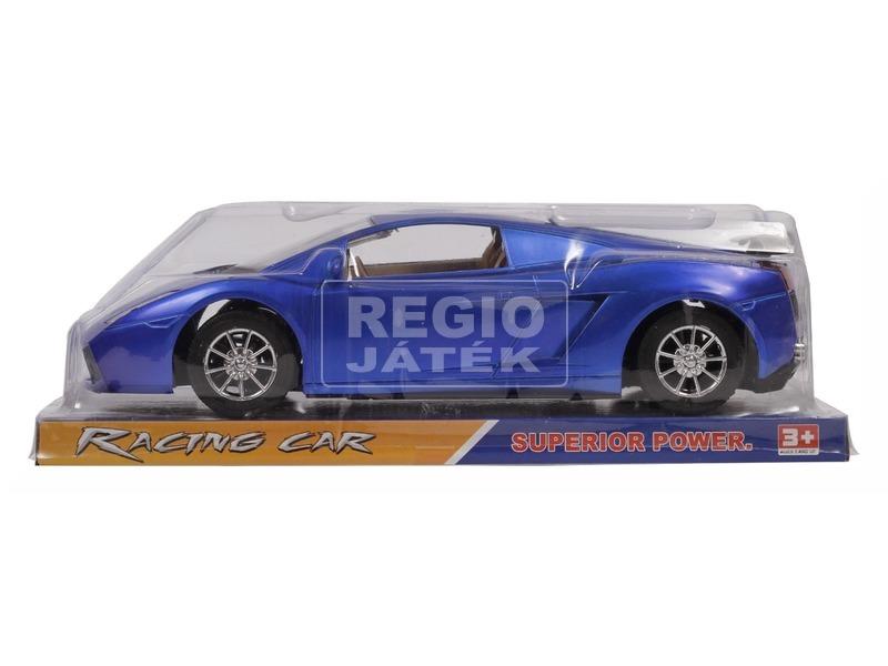 Cabrio lendkerekes sportautó - 32 cm, többféle