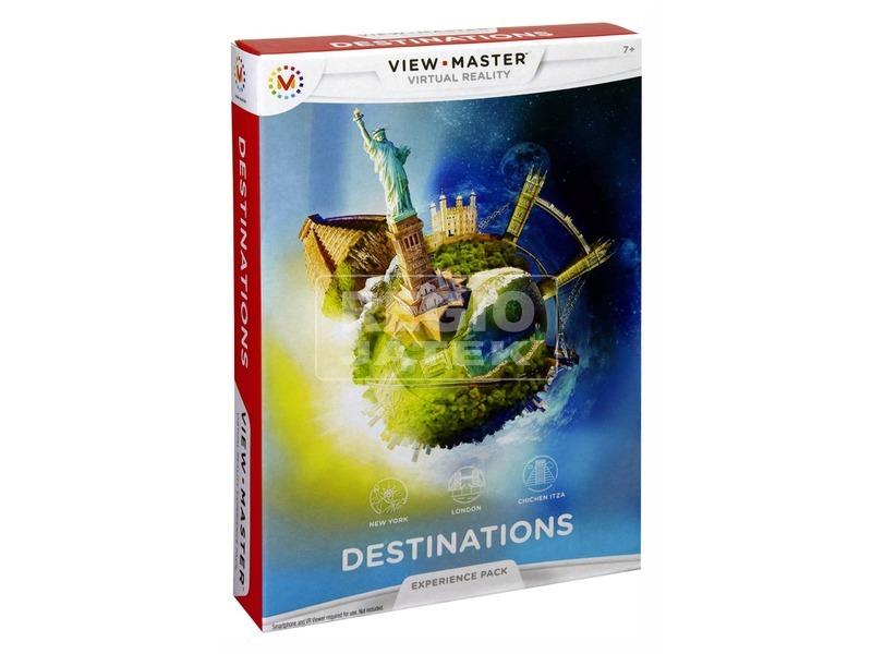 View-Master Különleges úti célok DLL
