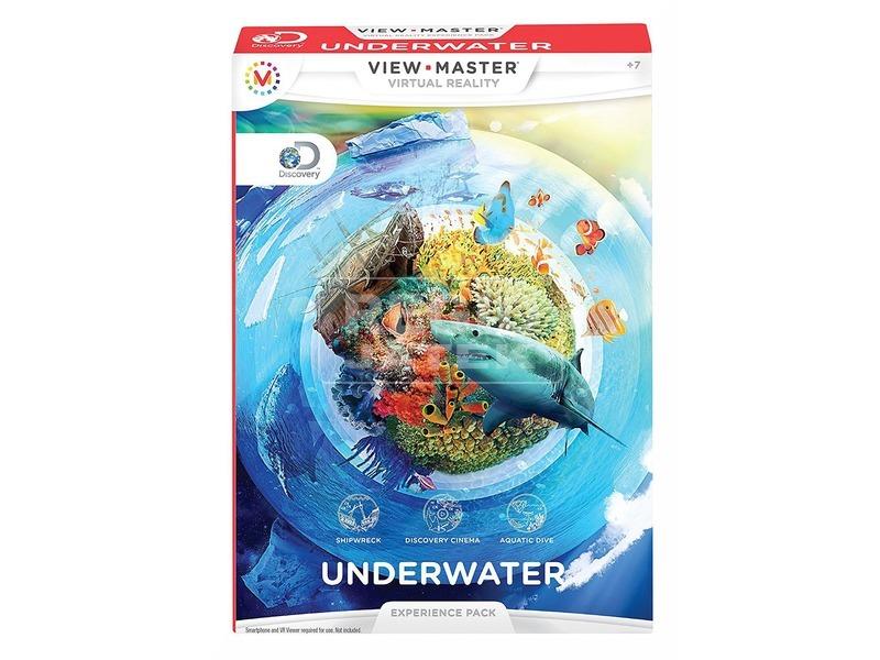 View-Master Víz alatti világ DRX