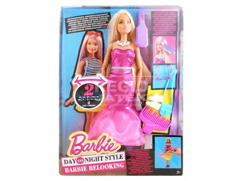 Barbie teljes átalakulás baba DMB
