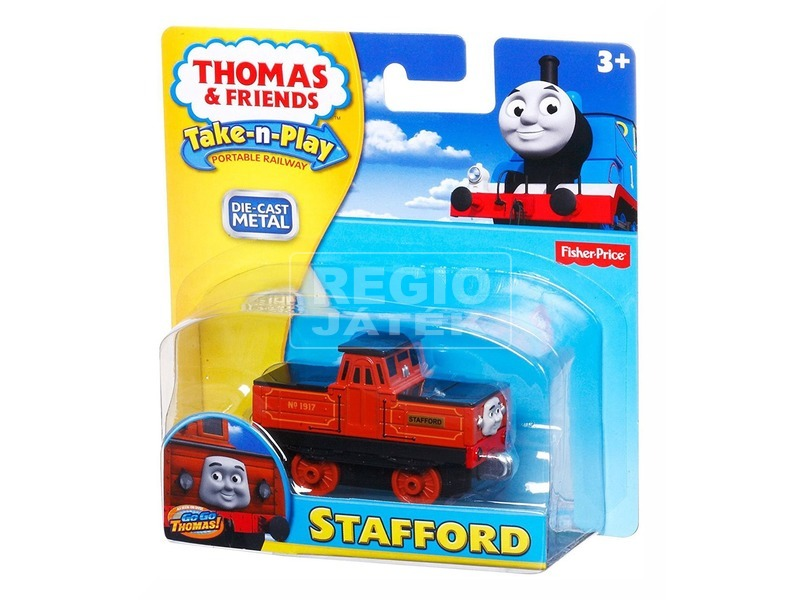 Thomas Take-N-Play Stafford mozdony