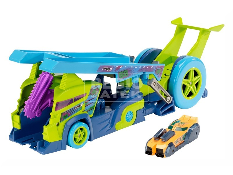 kép nagyítása Hot Wheels Split Speeders szállító autó - többféle