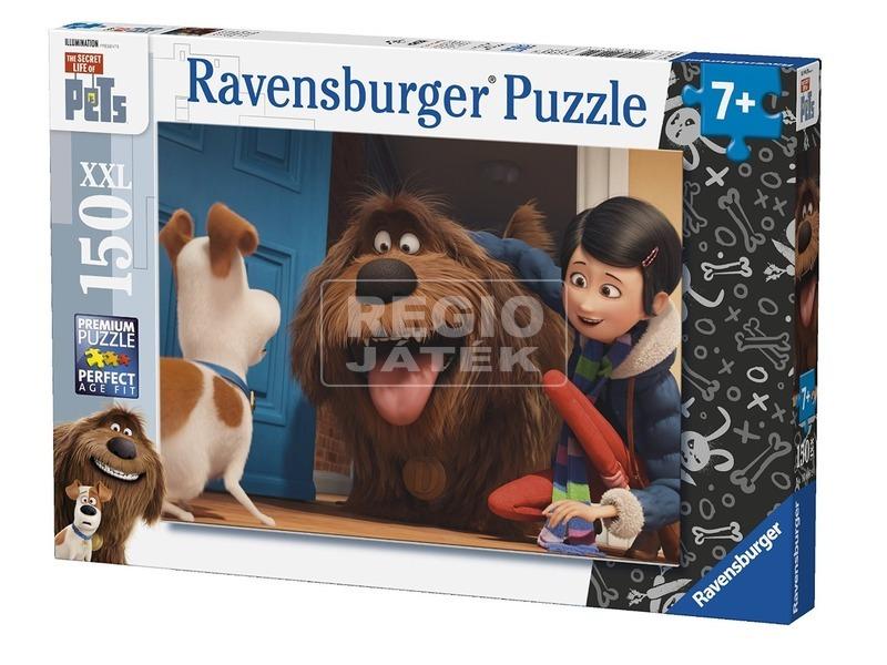 Kis kedvencek 150 darabos XXL puzzle