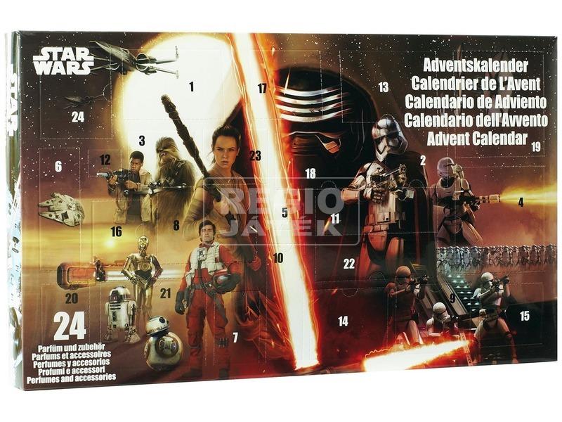 Star Wars: adventi naptár