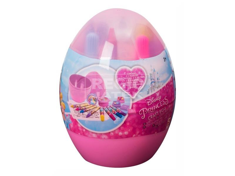 Disney hercegnők írószer készlet tojásban