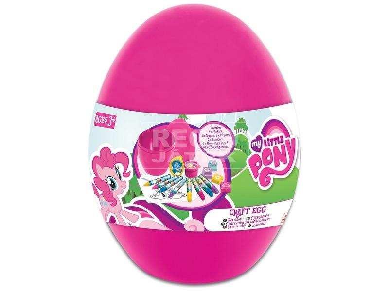 Írószer készlet tojásban - Én kicsi pónim