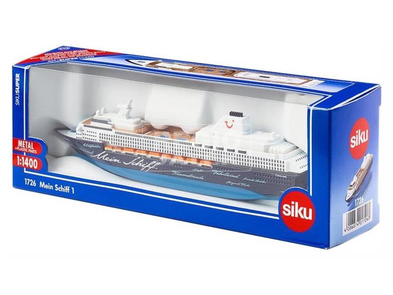 Siku Mein Schiff 1 hajó 1:1400 - 1726
