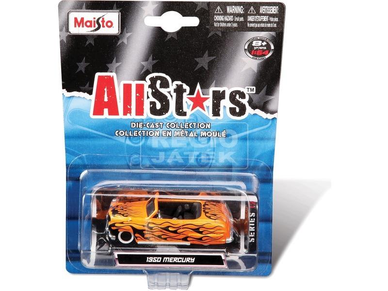 Fém autó modell 1:64, Maisto All Stars 15494