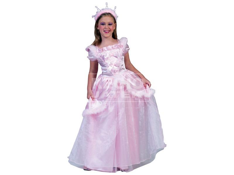 Lena hercegnő jelmez - 104 cm-es méret