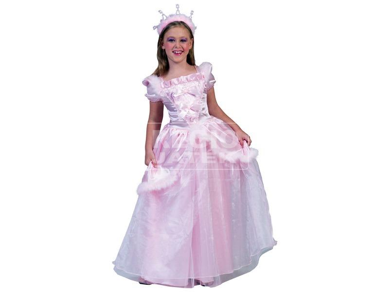 Lena hercegnő jelmez - 128 cm-es méret