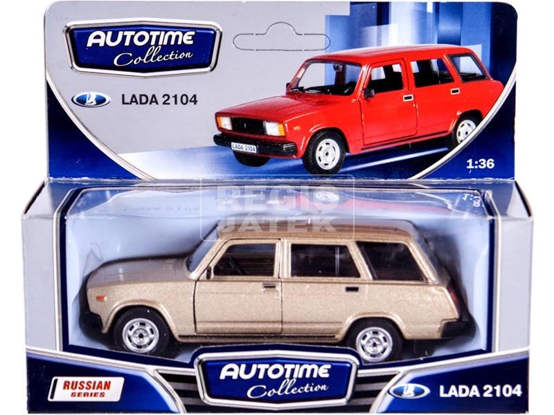 kép nagyítása 1:36 LADA 2104 autó fém modell 32681