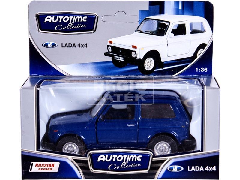 kép nagyítása Fém autó 1:36, Lada 4x4