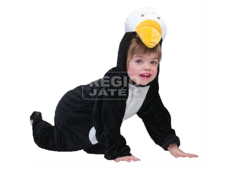 Pingvin jelmez - 116 cm-es méret