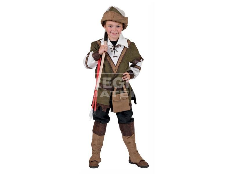Robin Hood jelmez - 128 cm-es méret