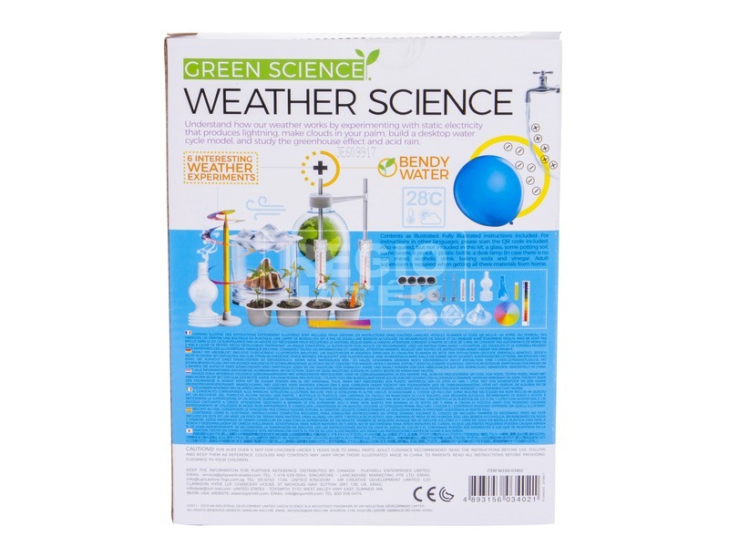 kép nagyítása 4M időjárás tudomány készlet