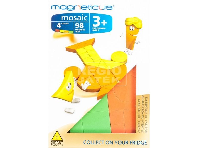 Aladin mágneses 98 darabos képkirakó