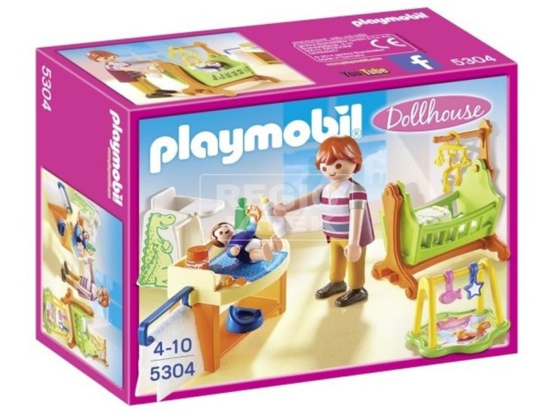 Playmobil Babaszoba készlet 4304