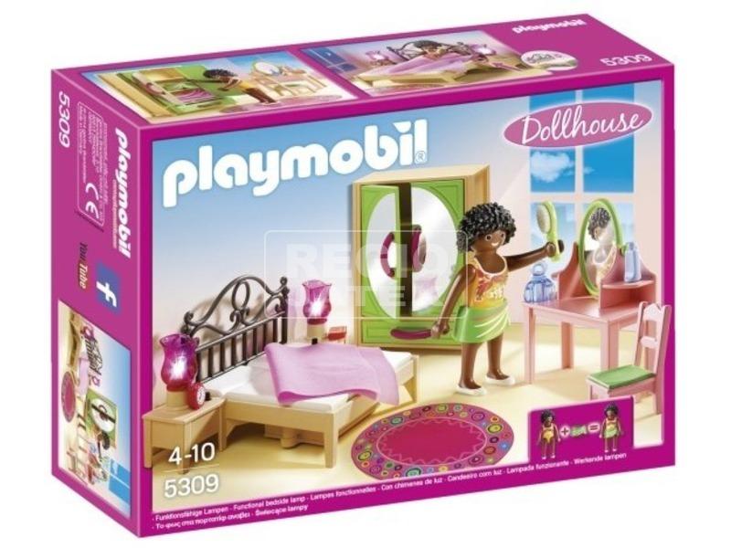 Playmobil Hálószoba készlet 5309