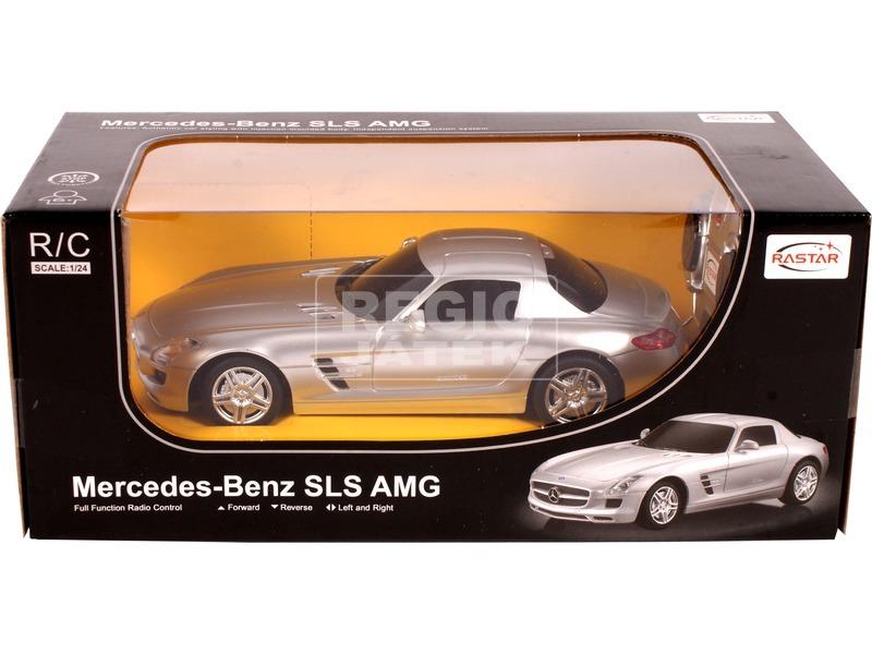 Távirányítós Mercedes-Benz SLS AMG - 1:24