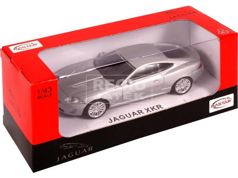 Jaguar XKR fém autómodell - 1:43
