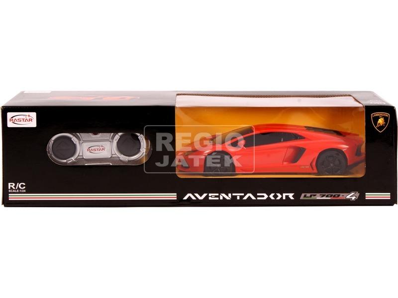 Távirányítós Lamborghini Aventador - 1:24, többféle