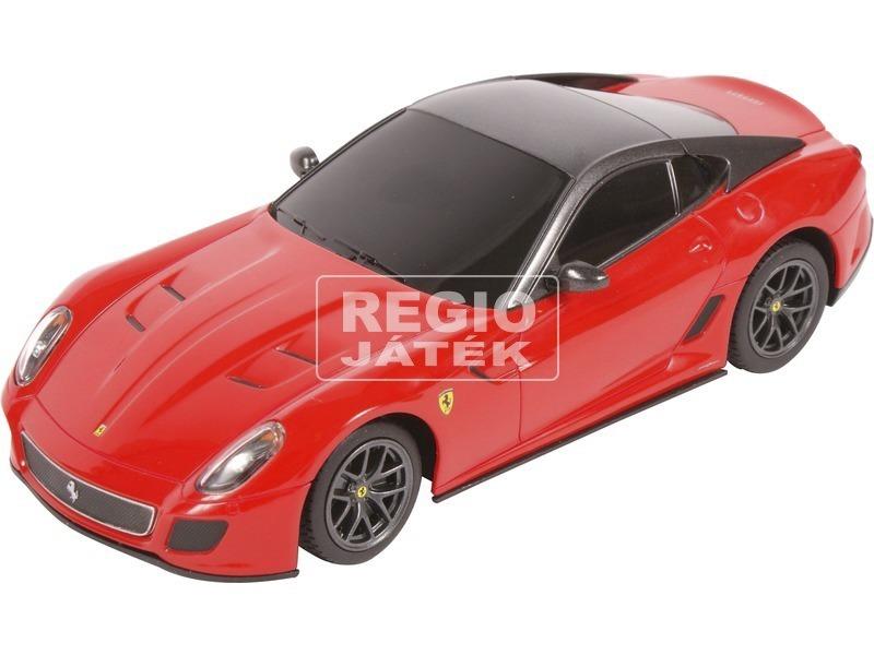 kép nagyítása Távirányítós Ferrari 599 GTO - 1:24, többféle