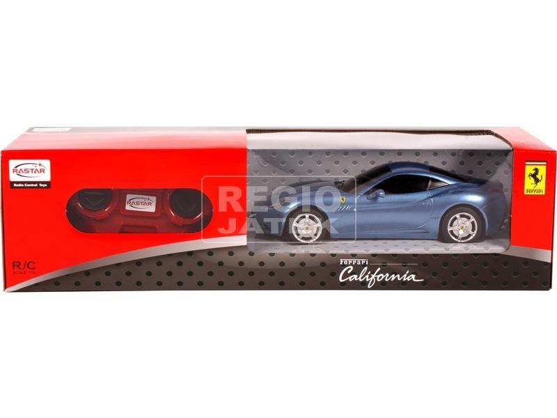 Távirányítós Ferrari California - 1:24, többféle