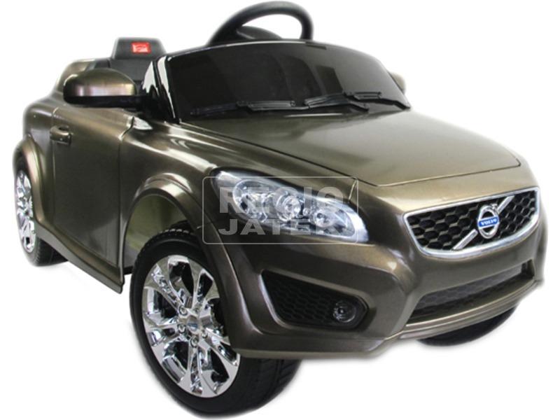 Volvo C30 elektromos beülős kisautó - többféle
