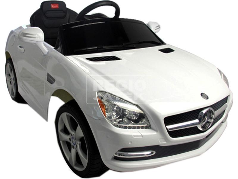 Mercedes-Benz SLK elektromos beülős kisautó - többféle
