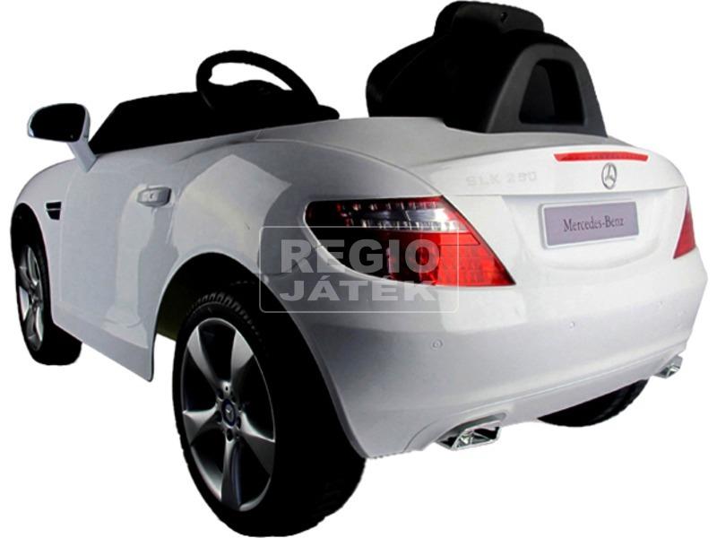 kép nagyítása Mercedes-Benz SLK elektromos beülős kisautó - többféle
