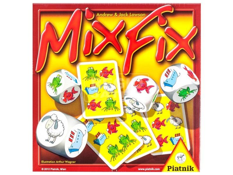 Mixfix társasjáték