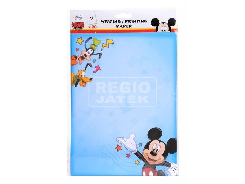 Írólapok (20) 80gr A4 Disney