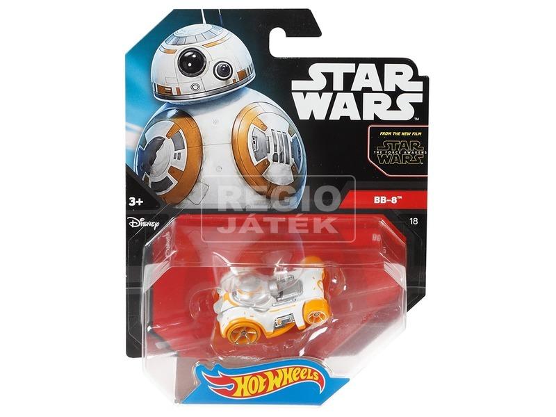 Hot Wheels Star Wars Zsivány egyes autó - többféle