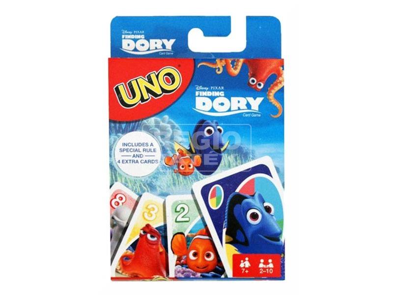 Szenilla nyomában UNO kártyajáték