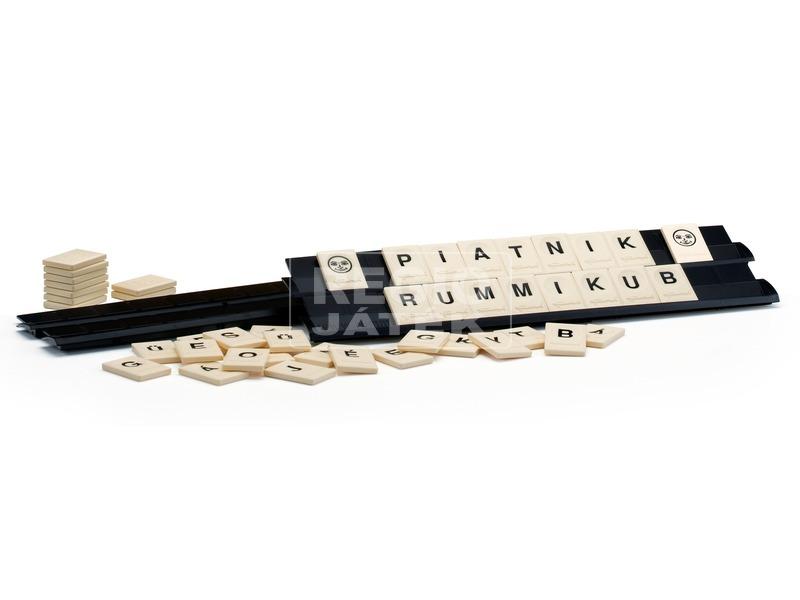 kép nagyítása Rummikub betűjáték társasjáték