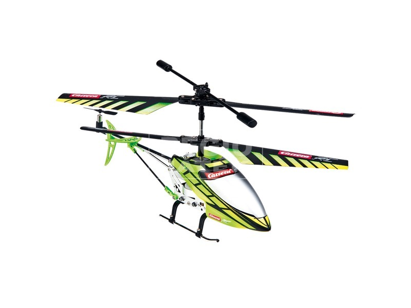 Carrera RC Green Chopper távirányítós helikopter