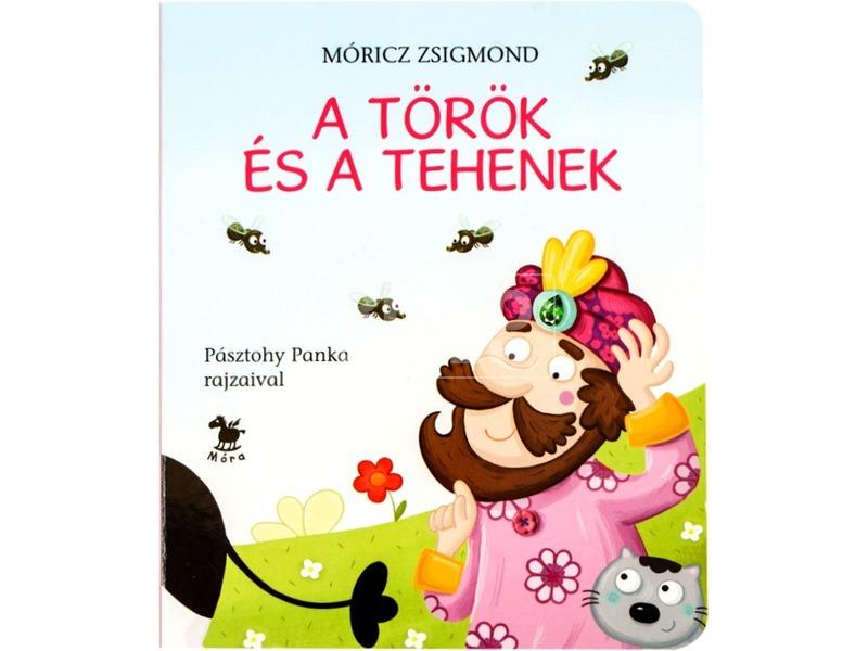 A Török és a tehenek - lapozókönyv