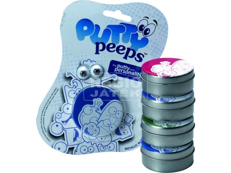 Putty Peeps intelligens gyurmalin szemekkel - 50 g