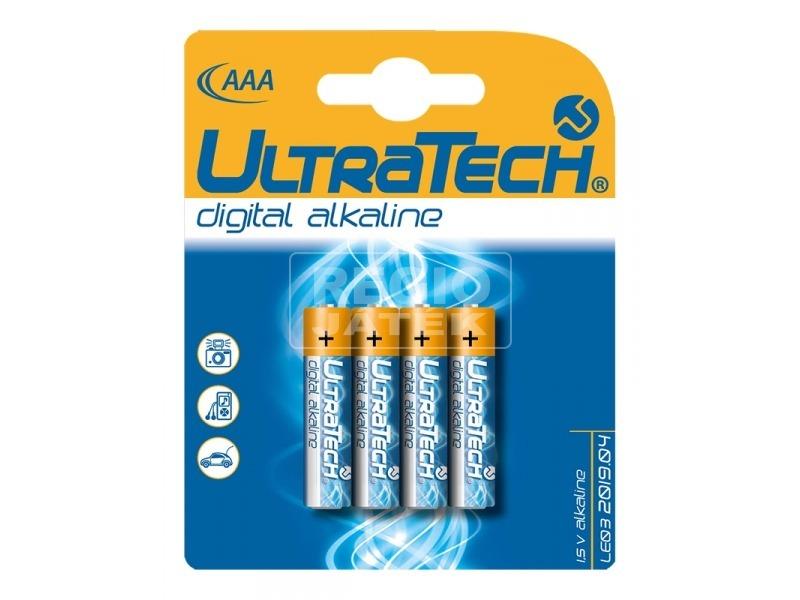 Ultratech Digital AAA ceruzaelem 4 darabos készlet