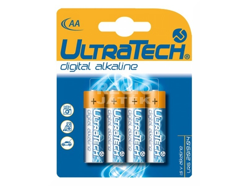 Ultratech Digital LR6 AA B4 elemPUT-AA910001