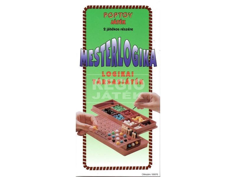 Mesterlogika társasjáték