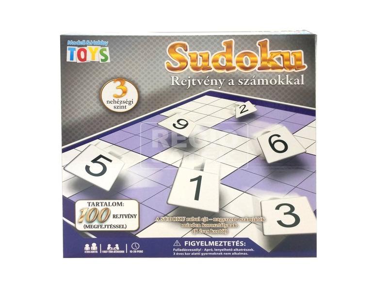 Sudoku társasjáték