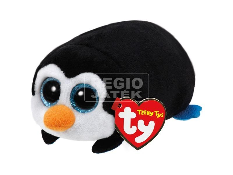 Pocket pingvin plüssfigura - 10 cm