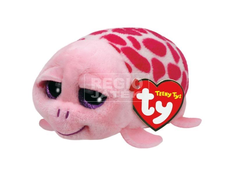 Shuffler teknős plüssfigura - 10 cm