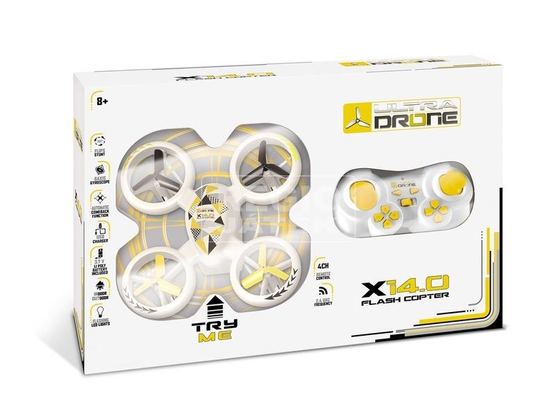 Ultra Drone X14. 0 távirányítós quadrocopter