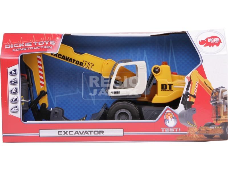 Dickie Excavator markológép - 35 cm